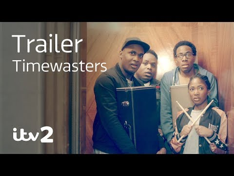 Timewasters | Spanking New Comedy | Coming This October | ITV2