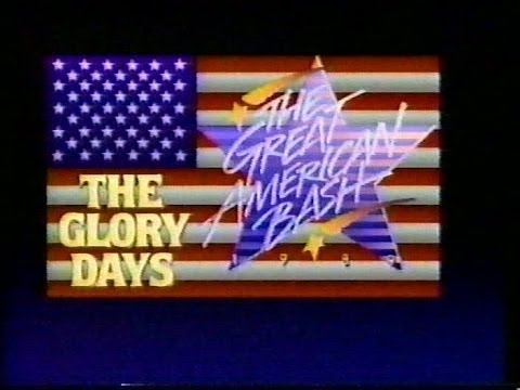 Great American Bash 1989 Retro Review