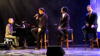 The Canadian Tenors - I Only Know How To Love (Live @ Roermond, the Netherlands)