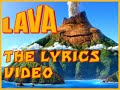Lava Pixar - Lyrics