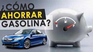 Cómo ahorrar gasolina?