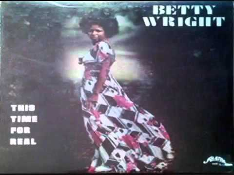 Betty Wright This Time For Real LP 1977