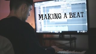 Making a Beat on FL Studio 12 from Scratch [EPISODE #1] - Kyle Beats