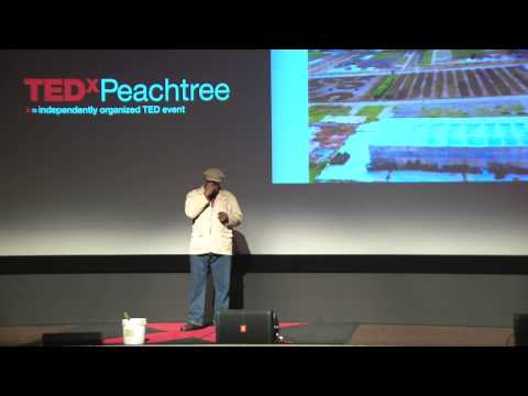 Salvation in the soil: Rashid Nuri at TEDxPeachtree