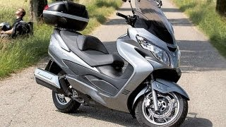 Suzuki Burgman 400 K7 (HD)