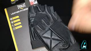 Everlast Leather Fitness Gloves Review