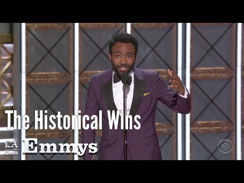 The Historical Wins At The 2017 Emmy Awards | Los Angeles Times