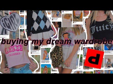 buying my DREAM wardrobe + try on haul ! *online shopping*