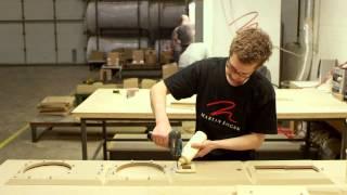 Part 2: Crafting MartinLogan Speaker Cabinets