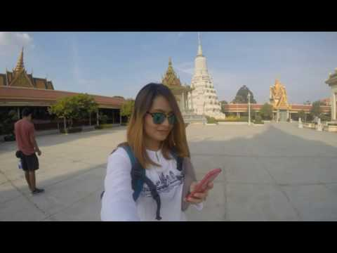 Cambodia Travel Music Video - Just Hold On (GoPro)
