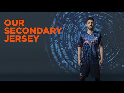 New York City FC 2016 Secondary Jersey Reveal Fans Get First Glimpse