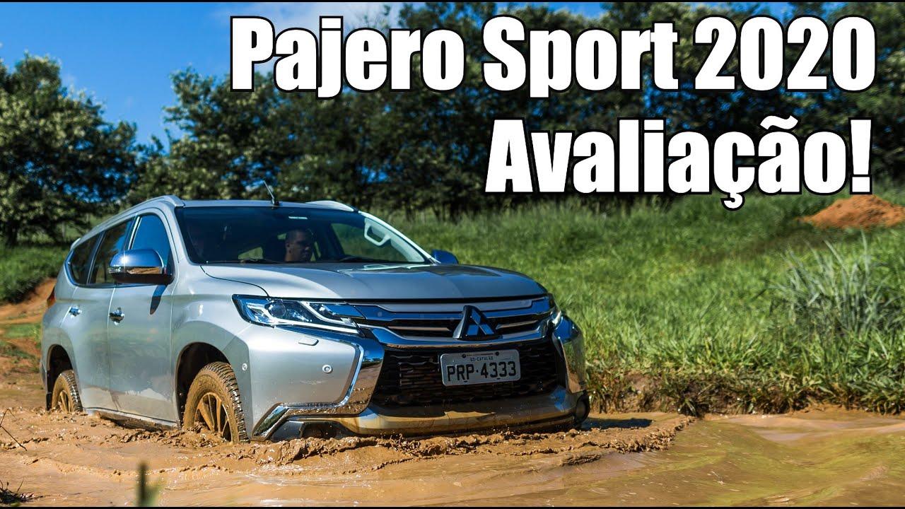 Mitsubishi Pajero Sport 2020 avaliação - Falando de Carro