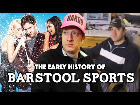The Story of Dave Portnoy Starting Barstool Sports    Barstool Documentary Series