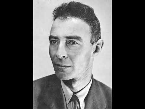 Robert Oppenheimer   Wikipedia audio article