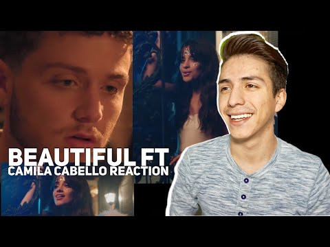 Bazzi Feat Camila Cabello- Beautiful (Music Video)| E2 Reacts