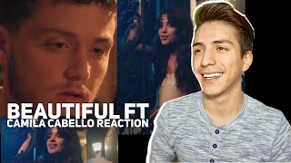 Bazzi feat Camila Cabello- Beautiful | E2 Reacts