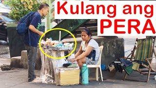 Pinoy SOCIAL EXPERIMENT: Kulang ang Pera Pambili