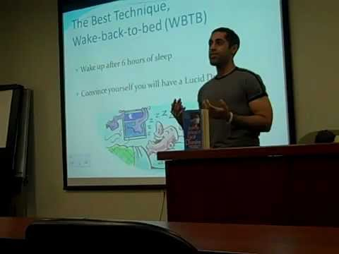 My Presentation On Lucid Dreaming!
