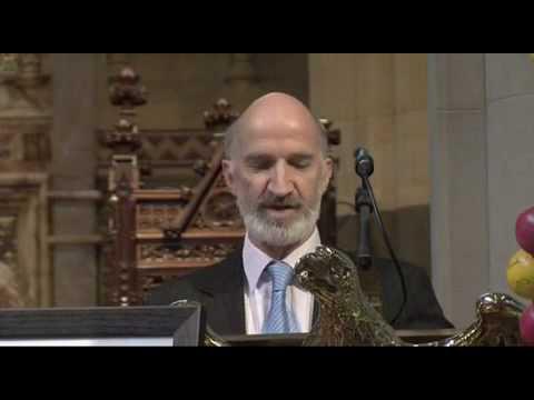 "Professor Philip Batterham: ""Science and Faith - the Intersection"""