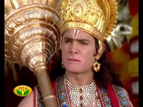 Jai Veera Hanuman - Episode 279 On Wednesday,27/04/2016