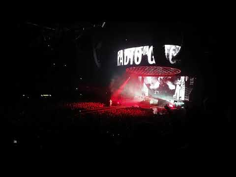Queen - Radio Gaga - Amsterdam ZiggoDome -  13 November 2017