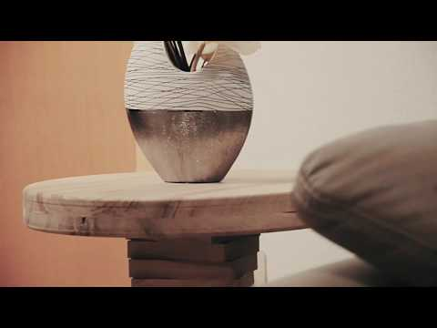 DIY - Building a modern wood table  - The Home of Crafts 4K