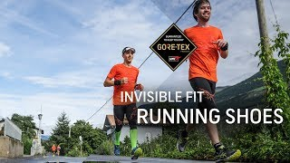GORE-TEX RUNNING SHOES WITH GORE® INVISIBLE FIT TECHNOLOGY