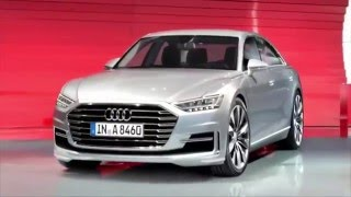 Nuevo Audi A8 2017