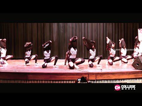 TANZ Western dance Society Miranda House Powerpack performance | Engifest 2016 | DTU