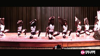 tanz western dance society miranda house powerpack performance   engifest 2016   dtu