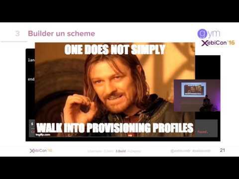 XebiCon'16 : fastlane - Automatisez votre vie (de développeur iOS)