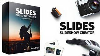 AEJuice Slides - Как мы создавали автоматический слайдшоу конструктор