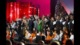 We are the world - Piccolo coro Le Dolci Note - Concerto di Natale in Vaticano 2018