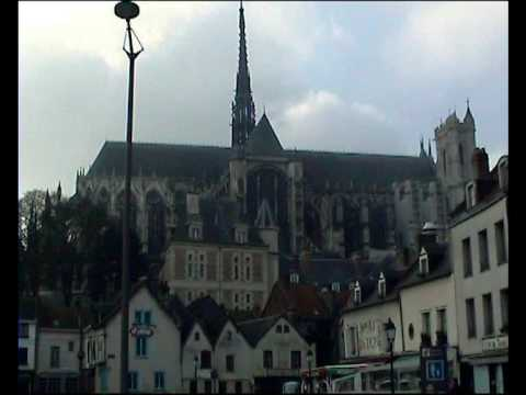 A tour of Amiens France