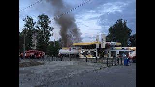 Пожежа на заправці в Коломиї: деталі та офіційні коментарі(, 2017-07-28T10:40:45.000Z)