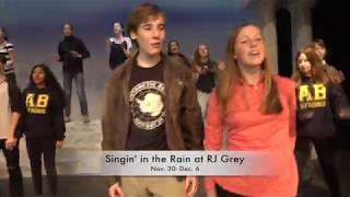 Singin' in the Rain at RJ Grey