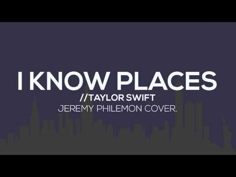 """I Know Places"" - Taylor Swift (Instrumental Cover/Karaoke)"