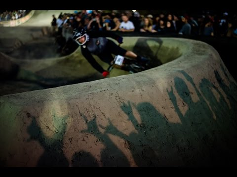 Crankworx 2016 – Pumptrack Challenge bike video