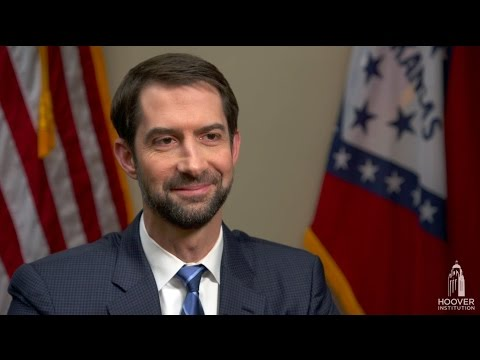 Senator Tom Cotton, Immigration Reform, and the RAISE Act