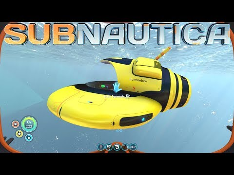 ROAD RAGE with BUMBLEBEE and WILLY! - Subnautica Gameplay Playthrough - Ep. 28