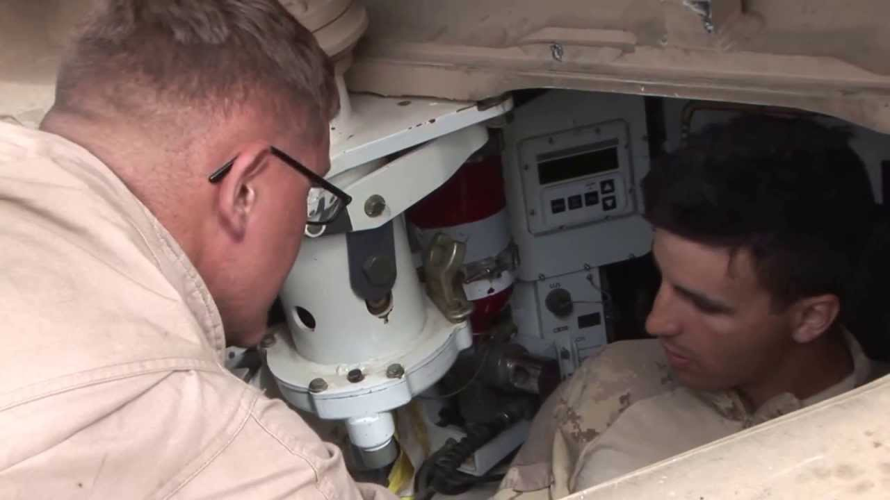 Drive A Tank >> How To Drive an M1A1 Abrams Tank - YouTube