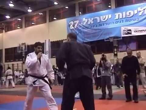 Davor Rožac (Rogi) - Svjetsko prvenstvo DSJJ - Izrael 2007.