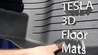 3D Floor Mats Review | Tesla Model 3