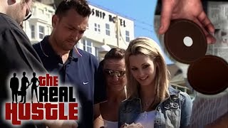 Real Life Scam: The Monte | The Real Hustle
