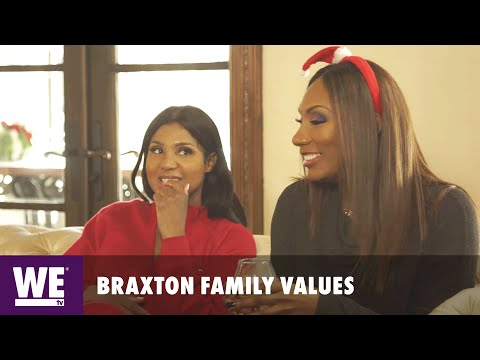 Braxton Family Values | Christmas Songs Braxton Style | WE tv