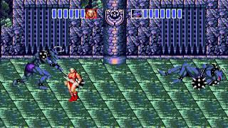 Golden Axe 2 - The Duel Gameplay (AA) (Sega Genesis)