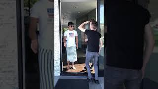 Mirror prank / TwinsFromRussia tiktok #shorts