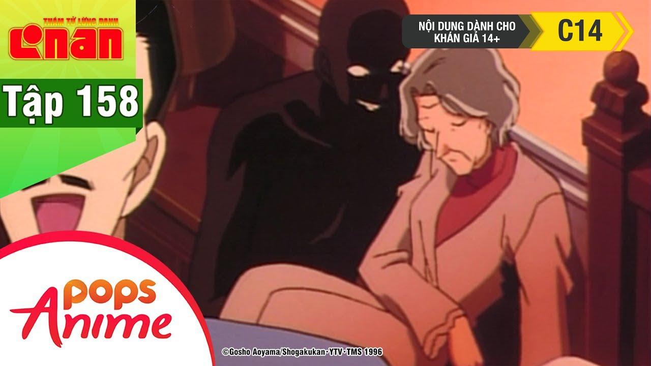 Thám Tử Lừng Danh Conan - Tập 158 - Nụ Cười Lạnh Lùng Của Chiếc Mặt Nạ Bị Nguyền Rủa Phần 2