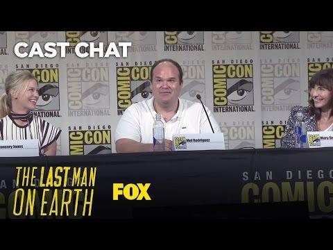 ComicCon Panel Highlights Pt.2  Season 2  THE LAST MAN ON EARTH