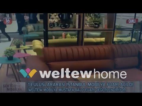 Weltew Mobilya Kanal 16 Imob Fuari 2017